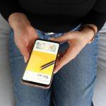 TeaTime blog na mobitelu